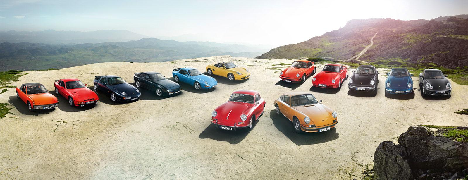 Porsche Service | Serviceangebote | Porsche Classic Vehicle Tracking System