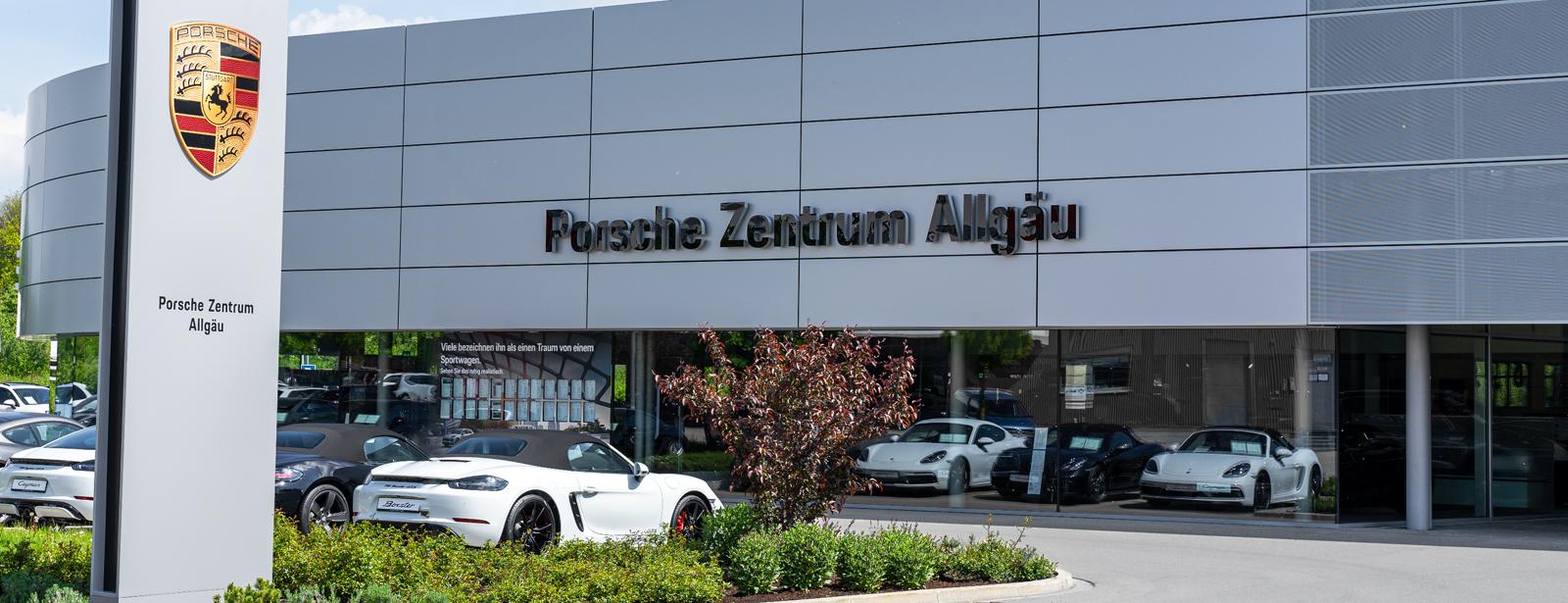 Porsche Center Allgäu