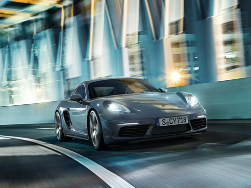 Exklusives Leasingangebot für private Kunden: Porsche 718 Cayman