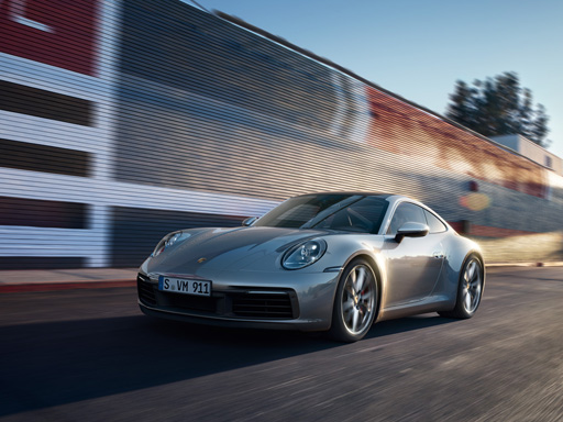 Exklusives Leasingangebot für private Kunden: Porsche 911 Carrera S