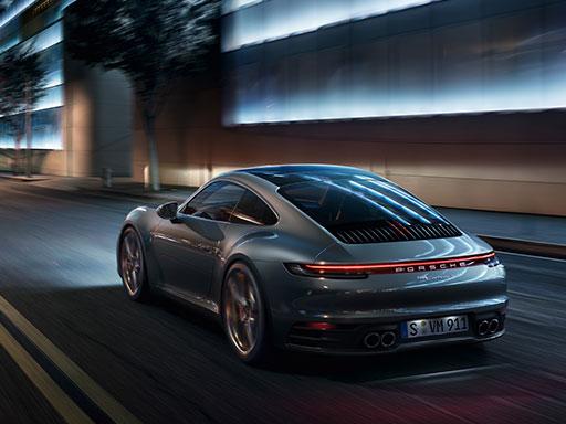 Exklusives Leasingangebot für gewerbliche Kunden: Porsche 911 Carrera S
