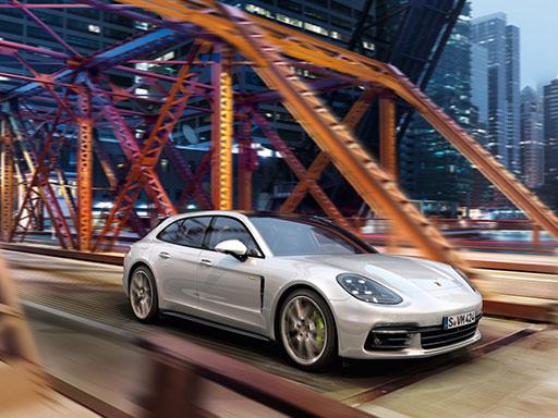 Exklusives Leasingangebot für gewerbliche Kunden: Porsche Panamera 4 E-Hybrid Sport Turismo