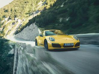Exklusives Leasingangebot für gewerbliche Kunden: Porsche 911 Carrera T
