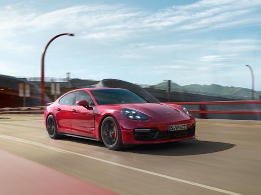 Exklusives Leasingangebot für gewerbliche Kunden: Porsche Panamera GTS