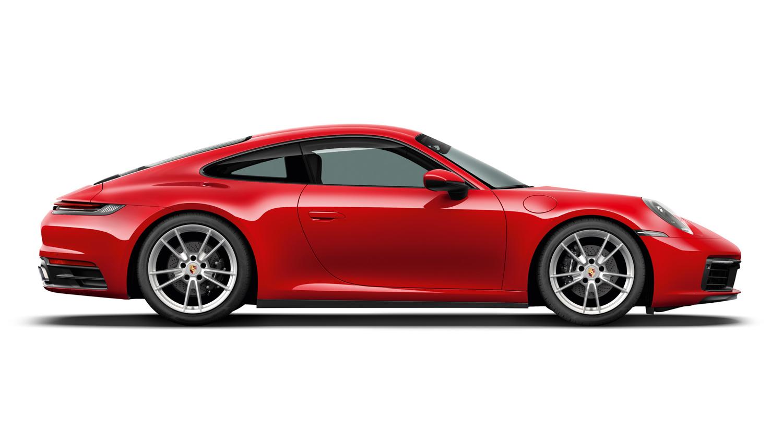 Exklusives Leasingangebot:<br>911 Carrera