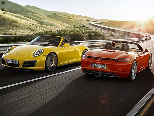 Ihr Urlaubscheck im Porsche Zentrum Allgäu.