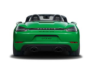 Exklusives Leasingangebot: Porsche 718 Boxster GTS 4.0