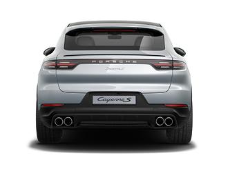Exklusives Leasingangebot: Porsche Cayenne S Coupé